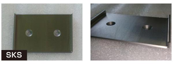 SKD 材の活用による機械加工コストダウン・高精度化のポイント Before